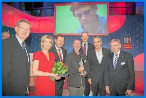 Bürgerpreis Dezember 2012 in Berlin
