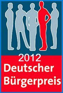 Bürgerpreis 2012